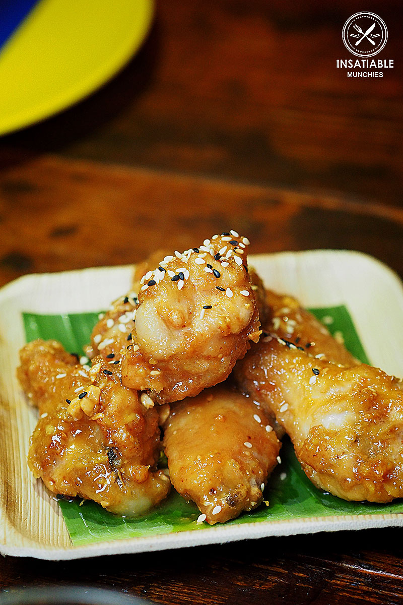 Korean Fried Chicken at Two Wolves Community Cantina, Chippendale: Sydney Food Blog Review