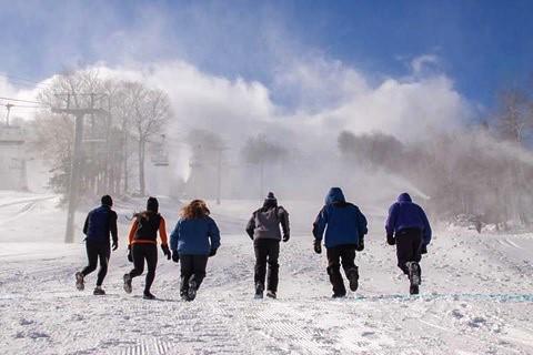 Mt. Snow Hangover Climb