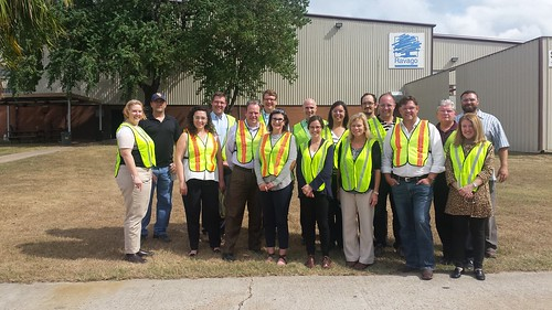 TSC Plastics Supply Chain Field Tour