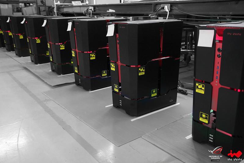 In Win ra mắt thùng máy phiên bản giới hạn H-Tower đạt chứng chỉ ROG Certified - 97867