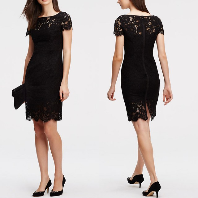 Ann Taylor Lace Sheath Dress - http://rstyle.me/cz-n/bd9a46rrke