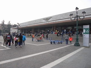 Venice Santa Lucia railway station (Ferrovia)