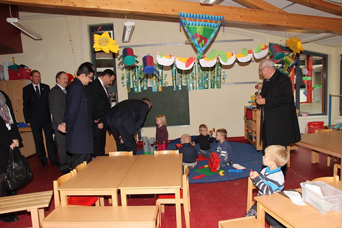 Besuch des deutschen Botschafters