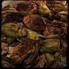 #homemade Sun-dried Tomato & Artichoke Sauce #CucinaDelloZio - roast at 400F - set aside