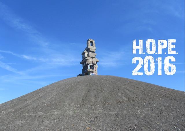 HOPE Tischkalender 2016-01
