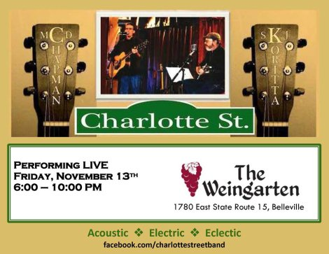 Charlotte Street 11-13-15