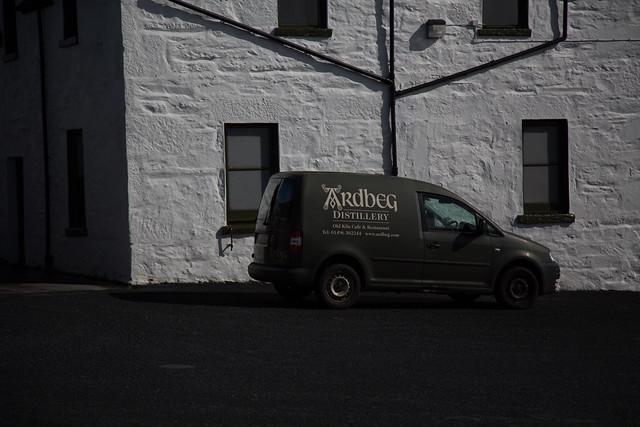 Ardbeg Distillery #夢見た英国文化