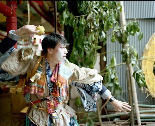 kabuki pitcher