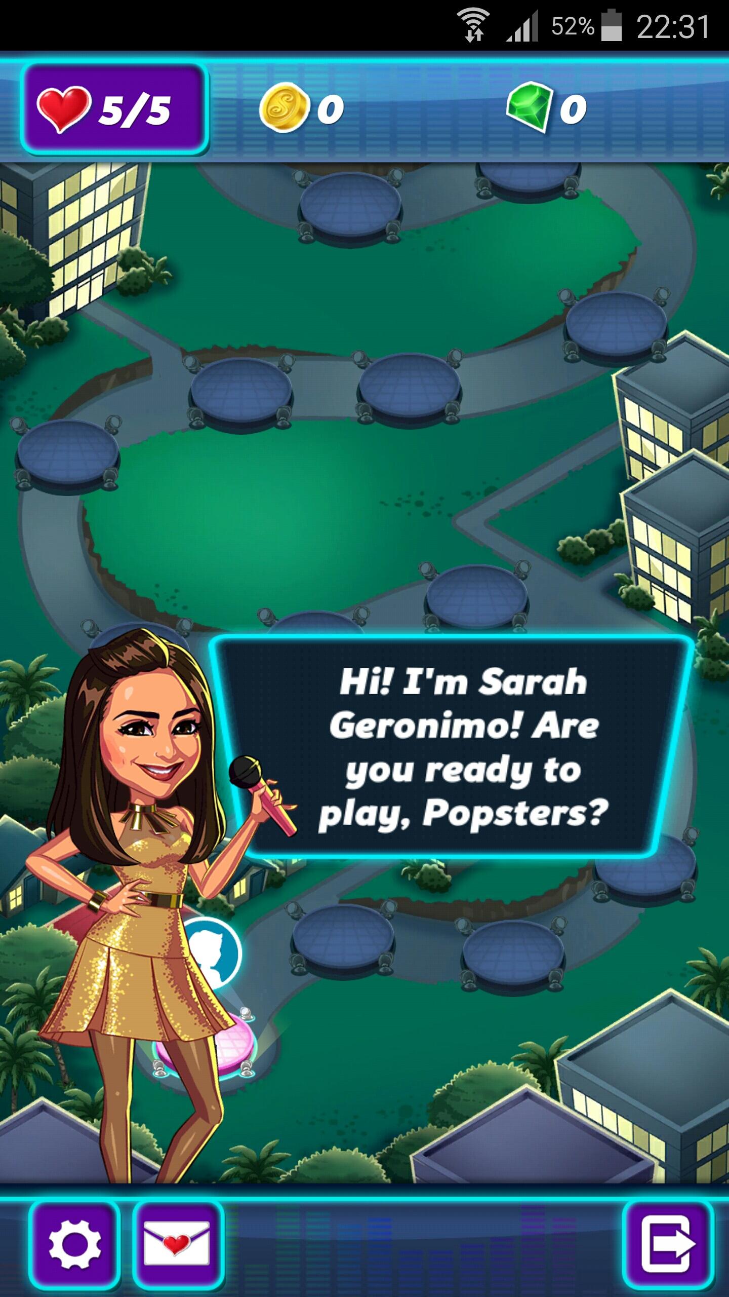 Xeleb Sarah Popsters