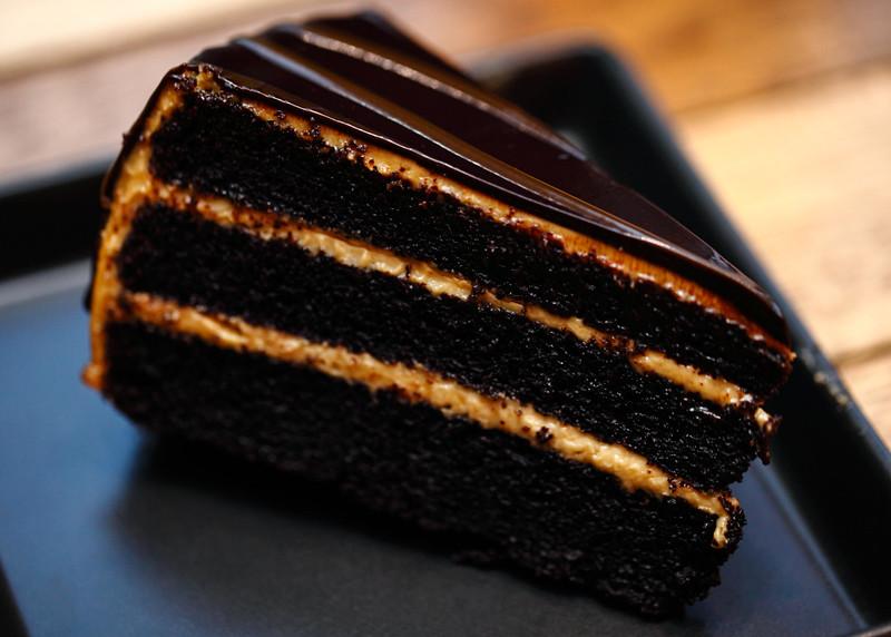 The Nutjob Cake