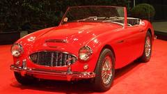 1961 Austin Healey 3000BT7 2+2 Roadster 1
