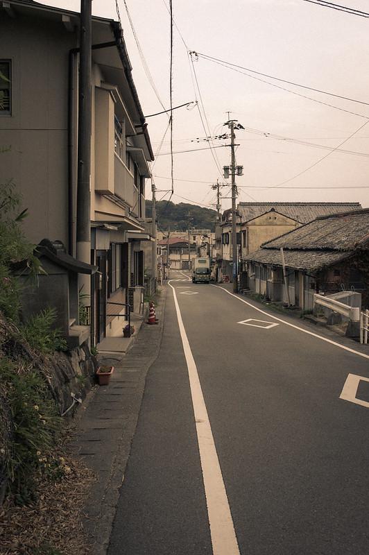 nostalgic town