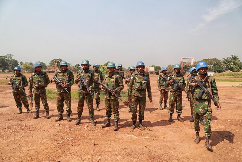 Intervention militaire en Centrafrique - Opération Sangaris - Page 21 23452527230_830c2646ea_c