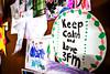 Tekeningen van 3FM-fans