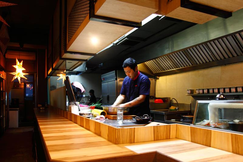 Sola-Pocha Korean Bar Chef