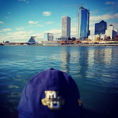 We Are Milwaukee. #WeAreMarquette.  by @n.j.r.19