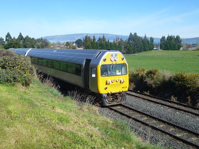 Dunedin Silverfern Railcar Mosgiel, Panasonic DMC-TZ20