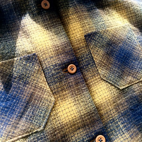 Bootstrap Flannel / Vado Jeans