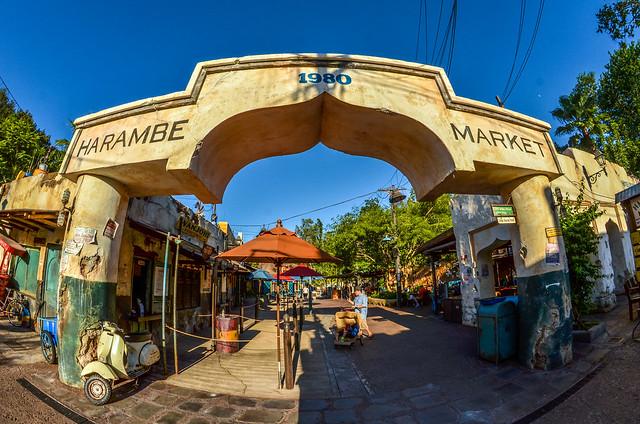 Harambe Market AK