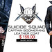 Suicide Squad Captain Boomerang Coat by Celebs Jacket