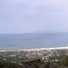 San Diego Panorama Looking to La Jolla Shores