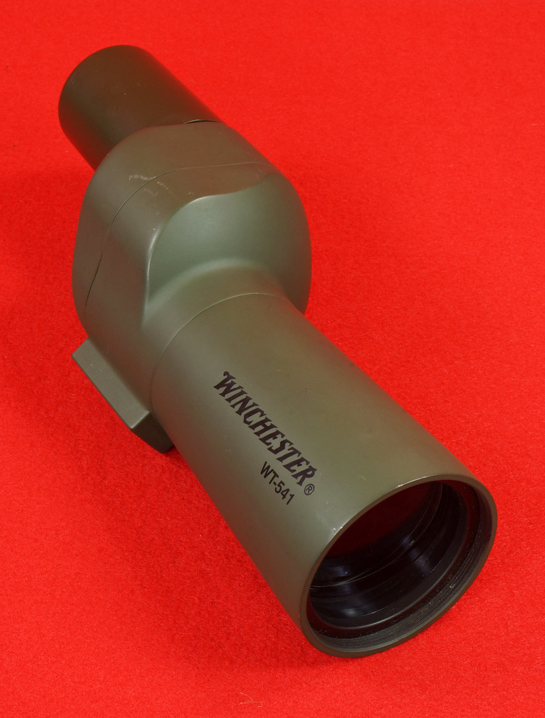 RD14520 Winchester WT-541 Spotting Scope with Bag DSC05900