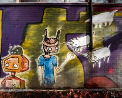 Rainier Ave Collaborative Mural