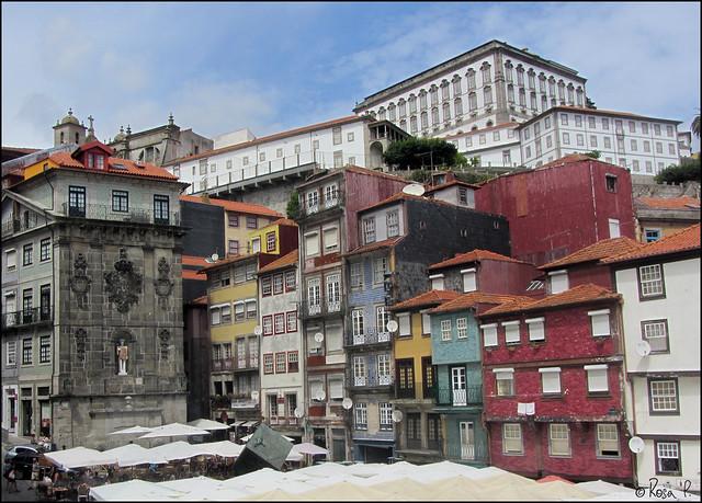 Portugal - Porto - Maisons