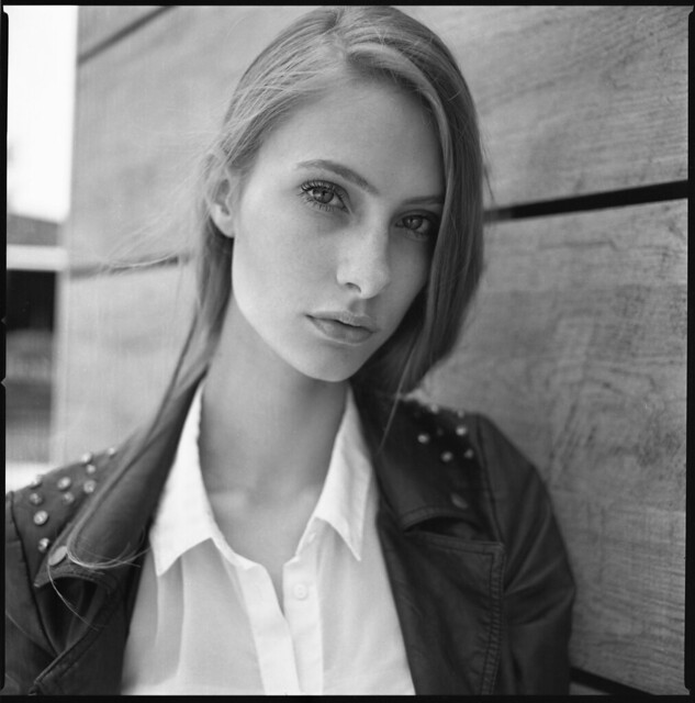 Hasselblad Fashion Portrait