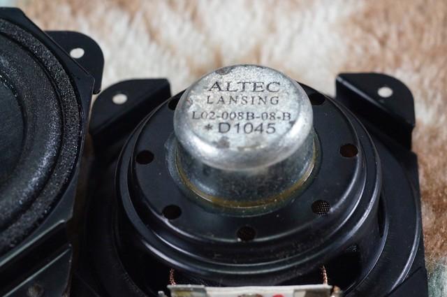 Altec Lansing L02-008B-08-B D1045
