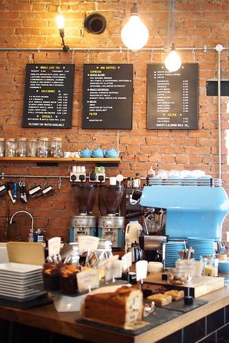 The search for good coffee in Bristol: Small Street Espresso, Bristol