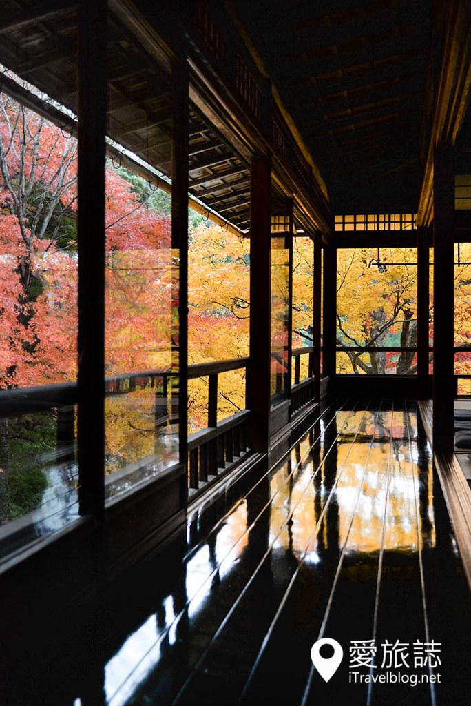 京都赏枫景点 琉璃光院 13