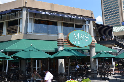 Baltimore M&S Grill Aug 15 1