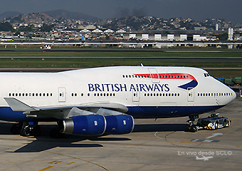 British Airways B747-400 (A.Ruiz)