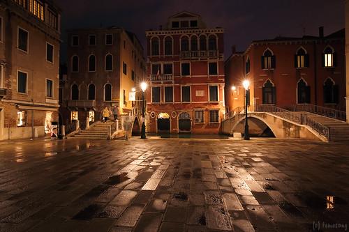 Venezia Campo Manin