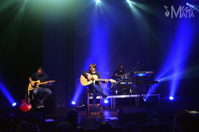 Singleton, Київ, 5 vymir, П'ятий вимір, альбом Містолінія, презентація альбому Містолінія у Sentrum