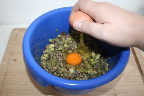 30 - Eier hinzufügen / Add eggs