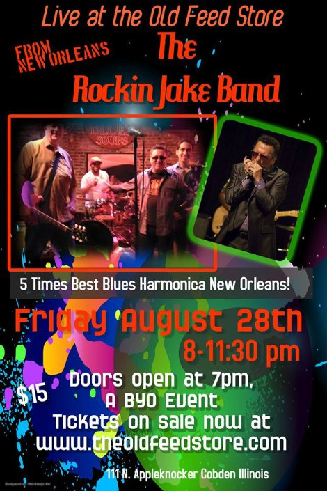 Rockin Jake 8-28-15