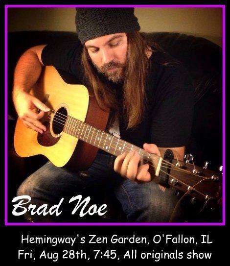Brad Noe 8-28-15