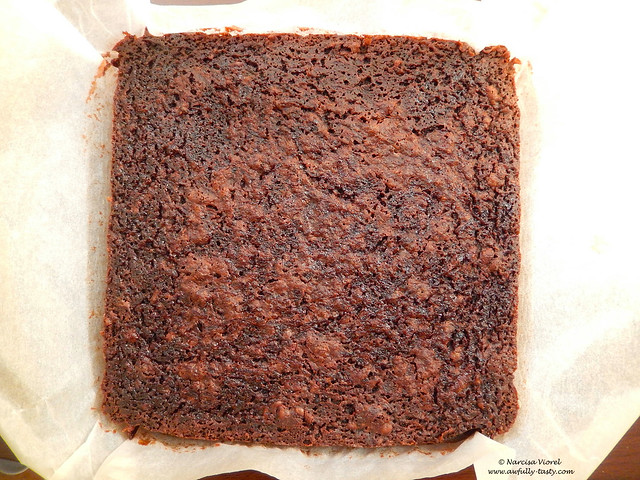 brownie cu sfecla