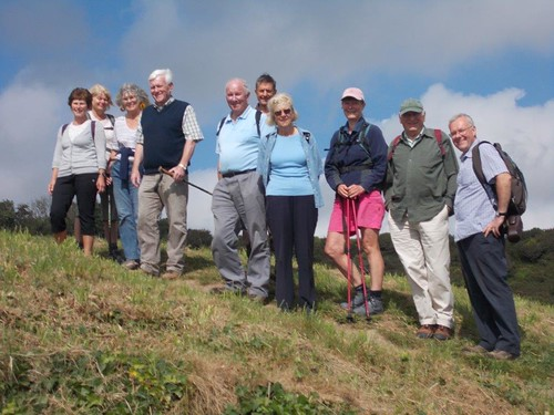 Lostwithiel U3A Walking Group