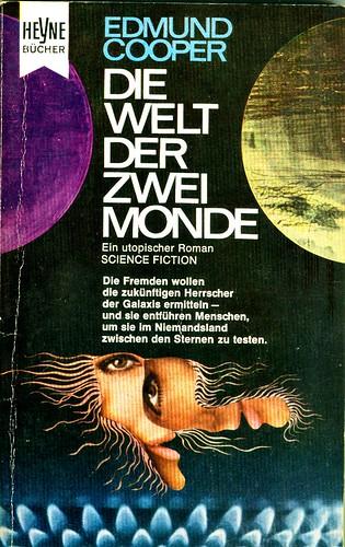 14 - 1970 - Edmund Cooper - Die Welt der zwei Monde - Transit - Heyne 3037 - 1964