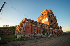 The Imperial Brewery