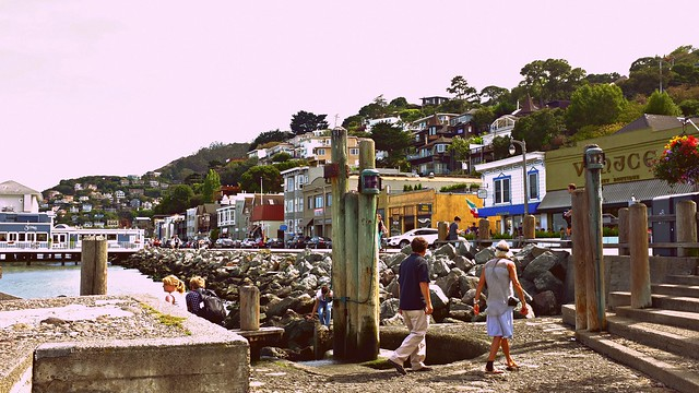 Sausalito, California, July 2015