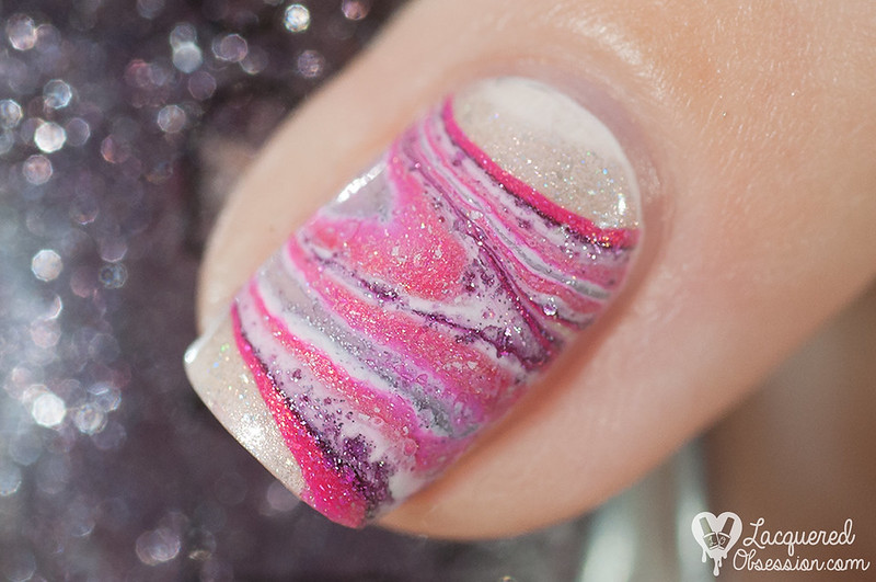 31DC2015 Day 20: Watermarble