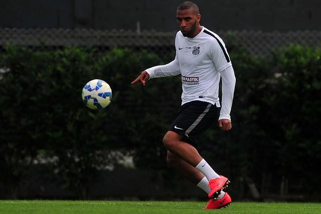 Treino Santos FC