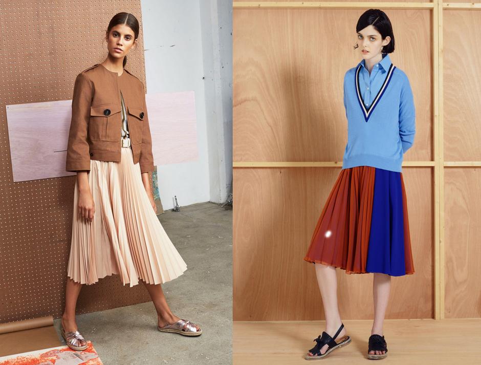 pleated-skirt-fall-fashion-trend
