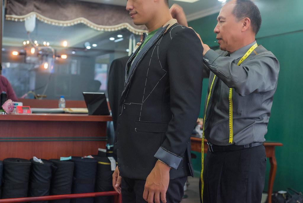 第一次到訪高雄拿破倫手工西服店,我終於明白高武雄師傅被高雄在地人推薦的原因了!02
