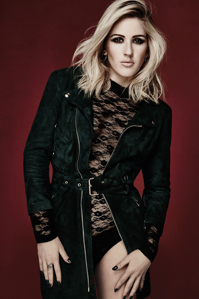 Элли Голдинг — Фотосессия для «Glamour» UK 2015 – 2