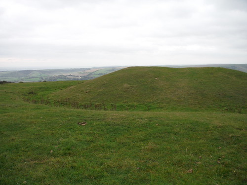 Long Barrow on Windover Hill